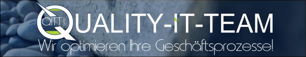 Quality-IT-Team Wir optimieren Geschaeftsprozesse